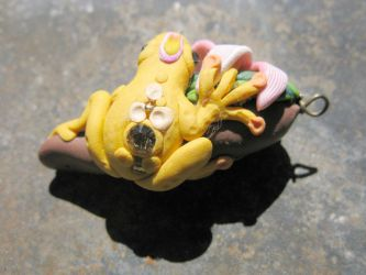 Magical Yellow Frog 1.1 by masaste