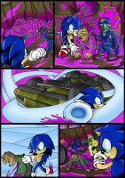 Sonic: Ultimatum, Page 2 by TheStiv