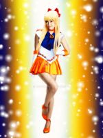 Jessica as Sailor Venus by tabeck