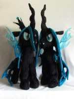 Double Chrysalis by MagnaStorm