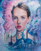 Titanium Dream by TanyaShatseva
