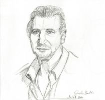 Day_4 Actor Drawing by Jackolantern104