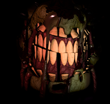 .:You Are The Face Of Freddy Fazbear's Pizza:. by spiritCDdisk