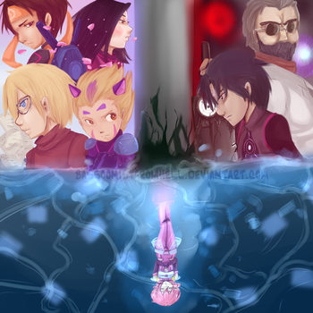 Fight For Lyoko by BassoonistfromHell
