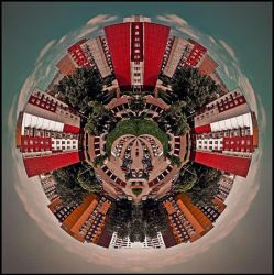 Little planet by daaram