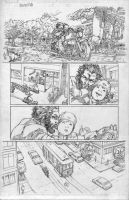Wolverine 'the worst there is' Page4 by jakebilbao