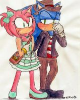 OHS- On a Date by WhiteXRose96