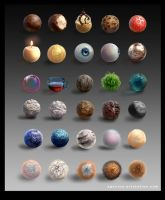 Material Studies - Sum Up by sweptaway91