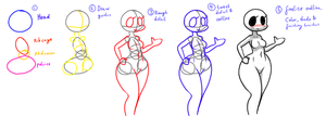 How to draw like me 2 by Bit-small