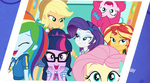 MLP EQG  Rollarcoaster of Friendship Moments 15 by Wakko2010
