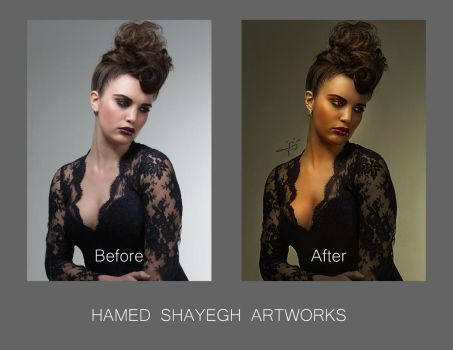 Before  and After by hamedShayegh