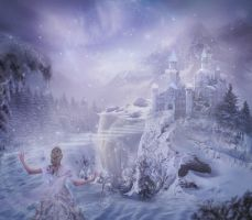 possession of the snow queen by LenaSunny