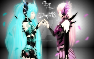 {MMD Picture} The Promise by dianita98