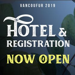 Hotel and Prereg are now open! by Vancoufur