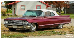A 1962 Cadillac Convertible by TheMan268