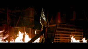 Pyramid Head from Silent Hill Revelation 3D by TimothyB25