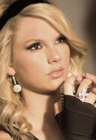 Taylor Swift with Brown Eyes by DolphinWriter