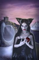 Evil Witch of Snow White by aaTmaHira