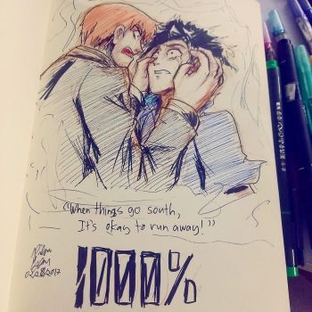 MP100: 1000% Gratitude [SPOILERS] by witch-girl-pilar