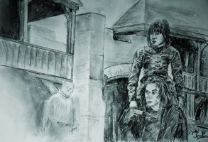 The Prince and the Wildling by Strutsi