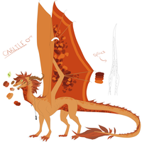 Carlile Scalesona REF 2014 by Luciiid