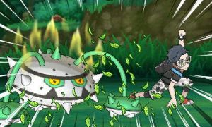 Favorite Grass Type: Ferrothorn