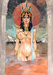 dejah thoris by IagoMaia