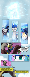 'Union of Ponies' p. 3 by Dreatos