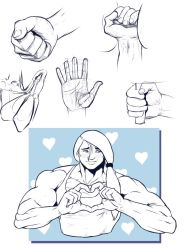 Day 23 Hand Muscles by otakutaylor