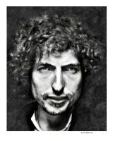BOB DYLAN by toolyman