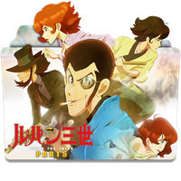 Lupin III Part V v1 by EDSln