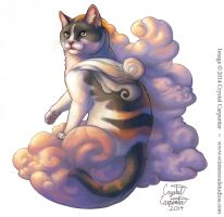 Cleo's Cloud by soulofwinter