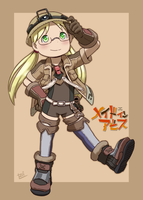Made in Abyss - Riko by elzielai