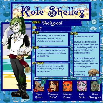 MH: Kole Lee Shelley by GothicKitta