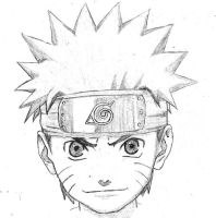 HOW TO DRAW NARUTO by HowToDrawItAll