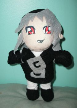 Dark Link Plush by QTZephyr