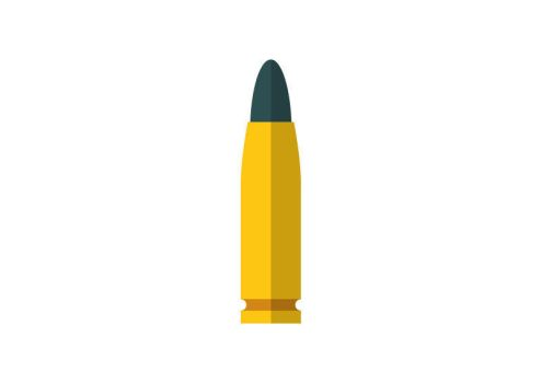 Bullet Flat Icon by superawesomevectors