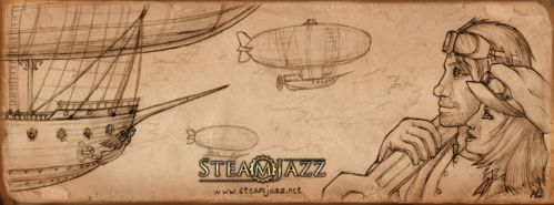 SteamJazz cover by silveriatha