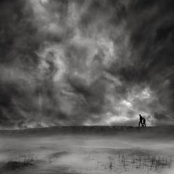 The big storm by Floriandra