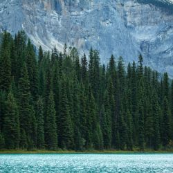 Emerald Lake Gradient by vlad-m