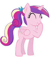 Younger Generation Princess Cadance by skyscraper6