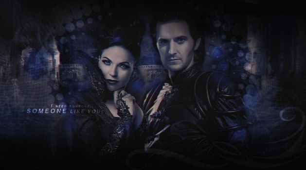 Regina Mills | Guy Gisborne by GalleryGestapo