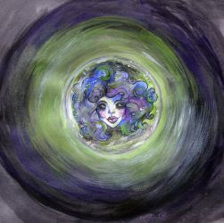 Madame Leota by collectingbees