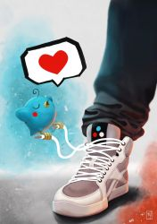 sneaker Love by just-dom