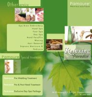 brochure pamoure by redeven