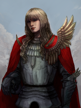 Griffith by GiraffeWithTNT