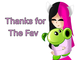 Thanks for the Fav [Me] by Maggie-The-Inkling