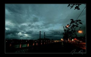 Other side of the city II. by LinAt