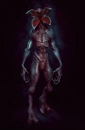 The Demogorgon by synthesys