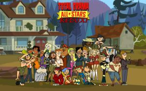 Total Drama All Stars Redux! by EvaHeartsYou